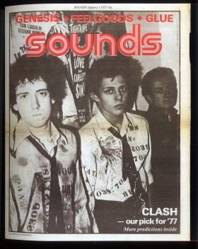 Sounds - 1st January 1977