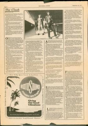 NME - September 1977