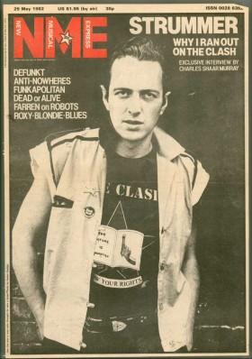 NME - May 1982