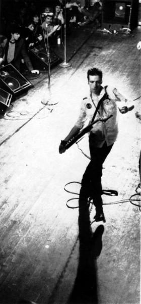 London Calling - Mick