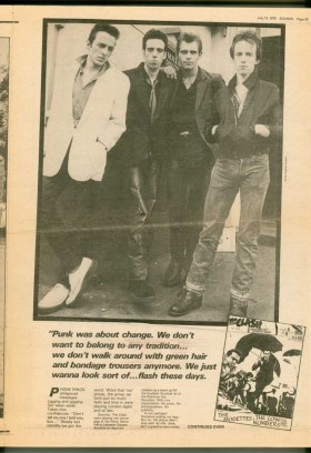 Sounds - July 1979