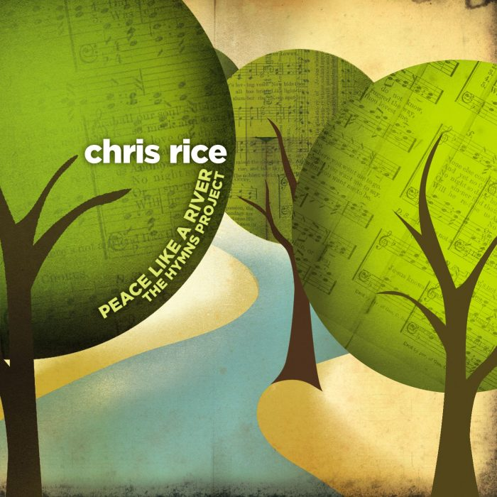 Peace Like A River: Hymns album cover