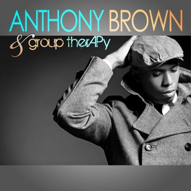 Anthony Brown & group therAPy album cover