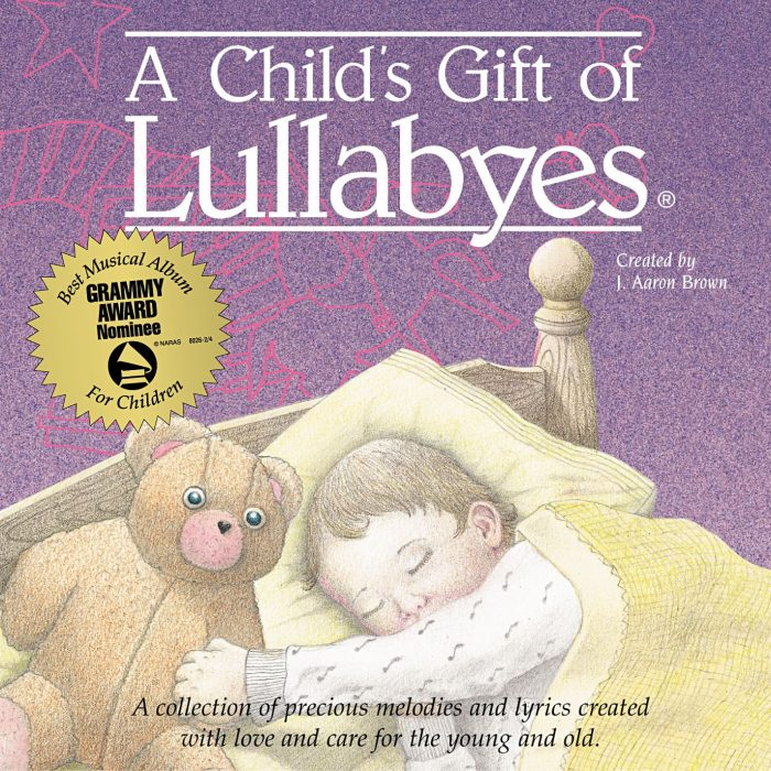 Child's Gift Of Lullabyes album cover