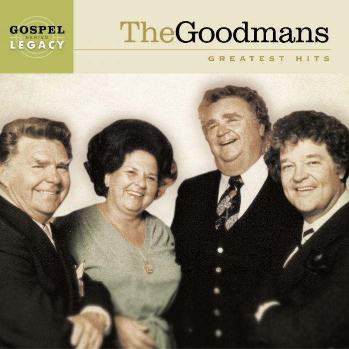 The Goodman's Greatest Hits album cover