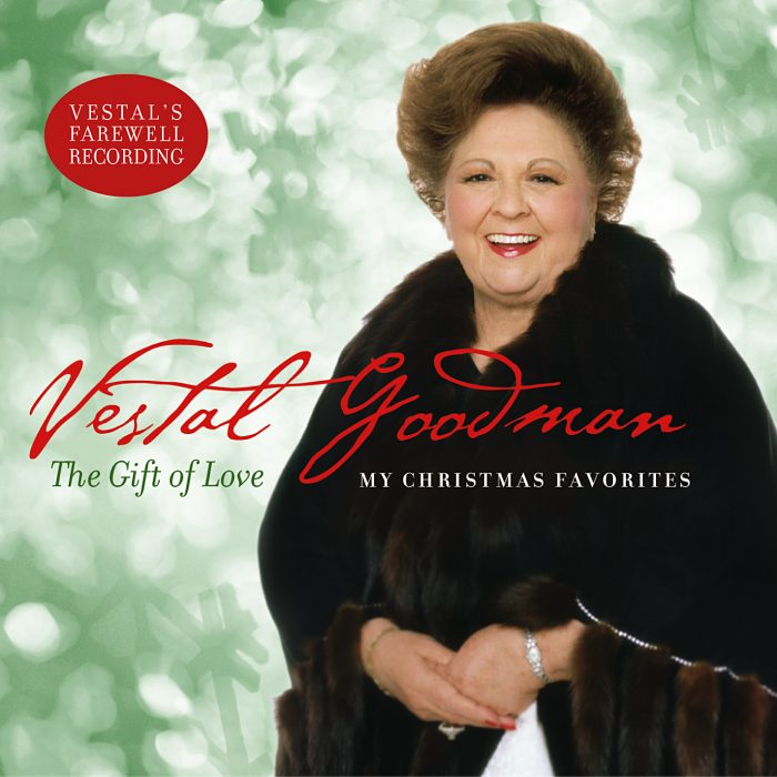 The Gift Of Love album cover