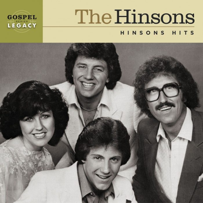 Hinson Hits: Gospel Legacy Series album cover