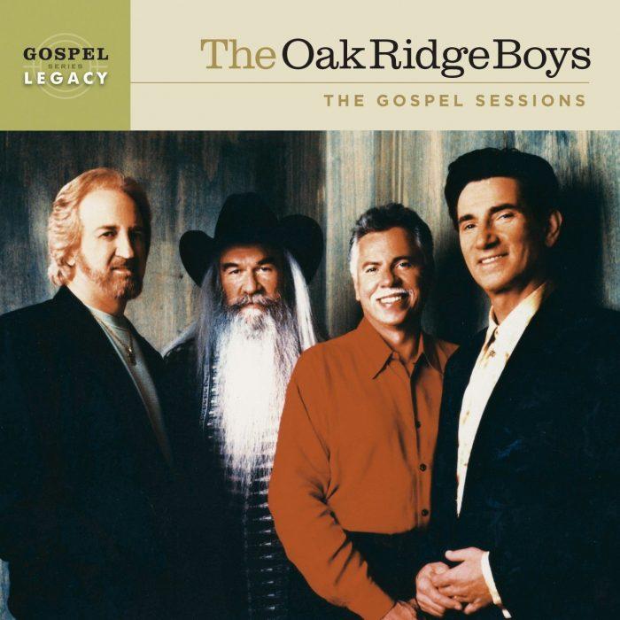 Gospel Sessions The album cover