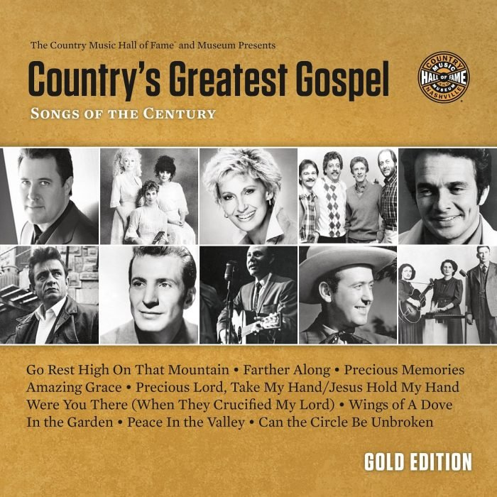 Country's Greatest Gospel Songs: Gold Edition album cover