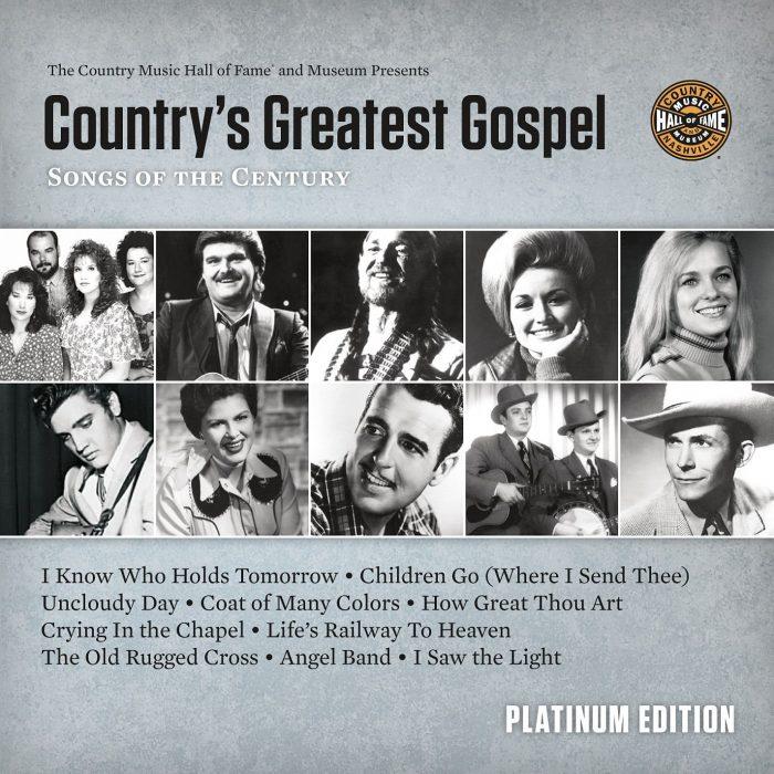 Country's Greatest Gospel Songs: Platinum Edition album cover