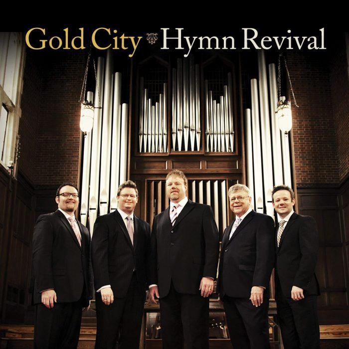 Hymn Revival album cover