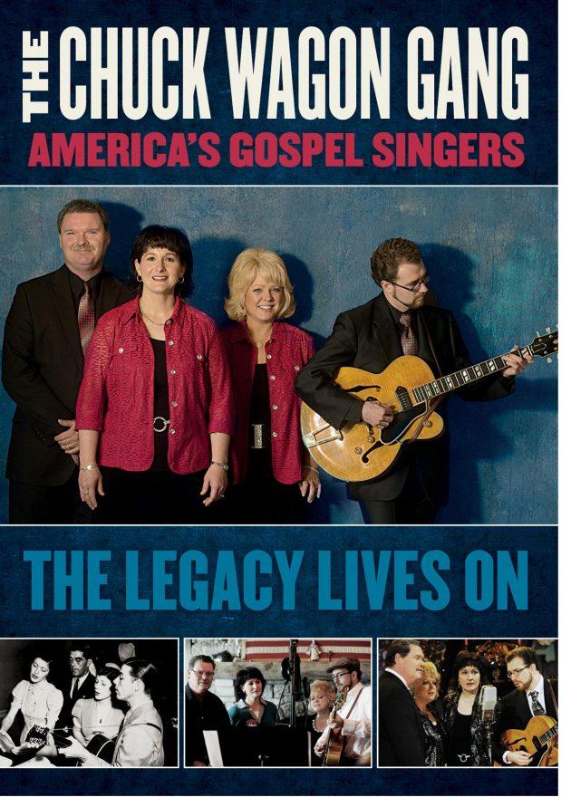 America's Gospel Singers The Legacy Lives On