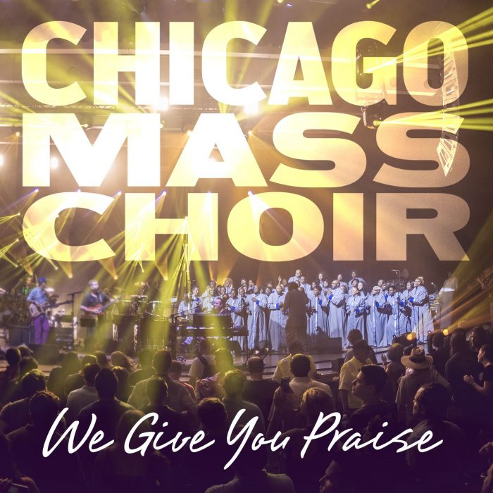 We Give You Praise album cover