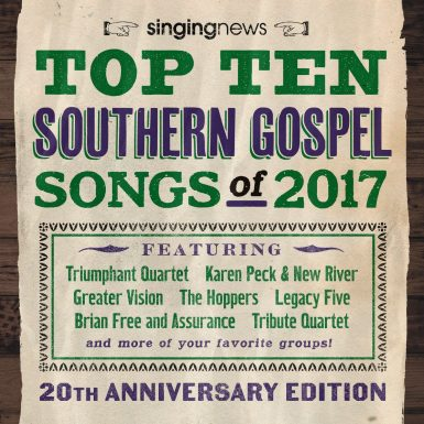 Singing News Top 10 2017