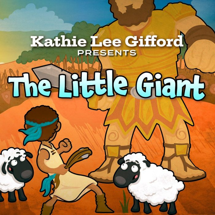 The Little Giant album cover