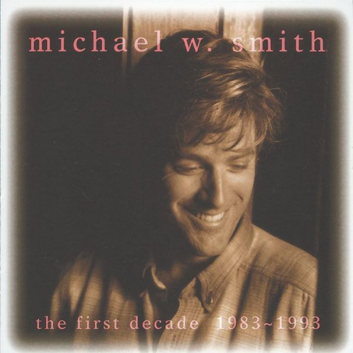 The First Decade 1983-1993 album cover