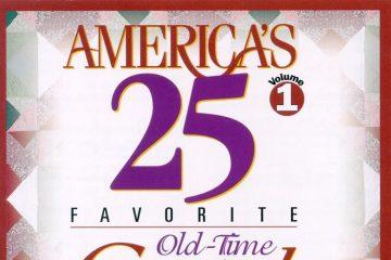 America's 25 Fav Gospel Vol 1 thumbnail