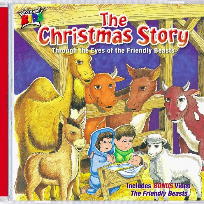 The Christmas Story album cover