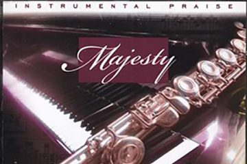 Instrumental Praise Vol 1: Majesty – Piano And Flute thumbnail