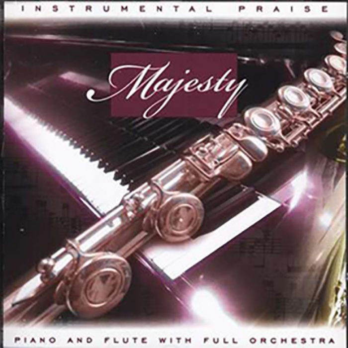 Instrumental Praise Vol 1: Majesty – Piano And Flute album cover