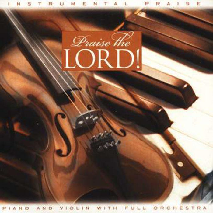 Instrumental Praise: Praise The Lord album cover