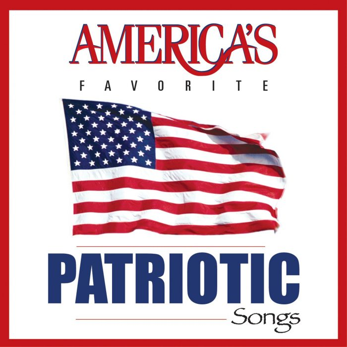 America's Fav Patriotic Songs album cover