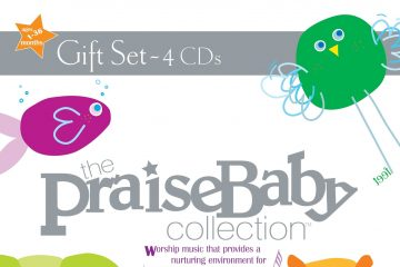 The Praise Baby Collection Gift Set 4-Cd thumbnail