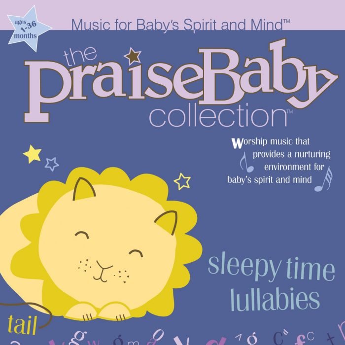 Sleepytime Lullabies album cover