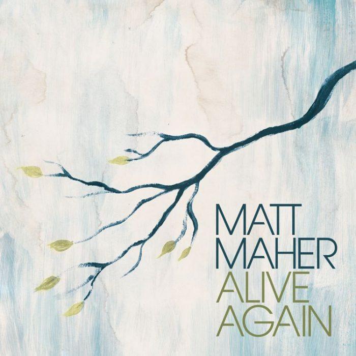 Alive Again album cover