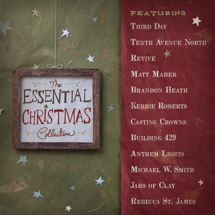 The Essential Christmas Collection album cover