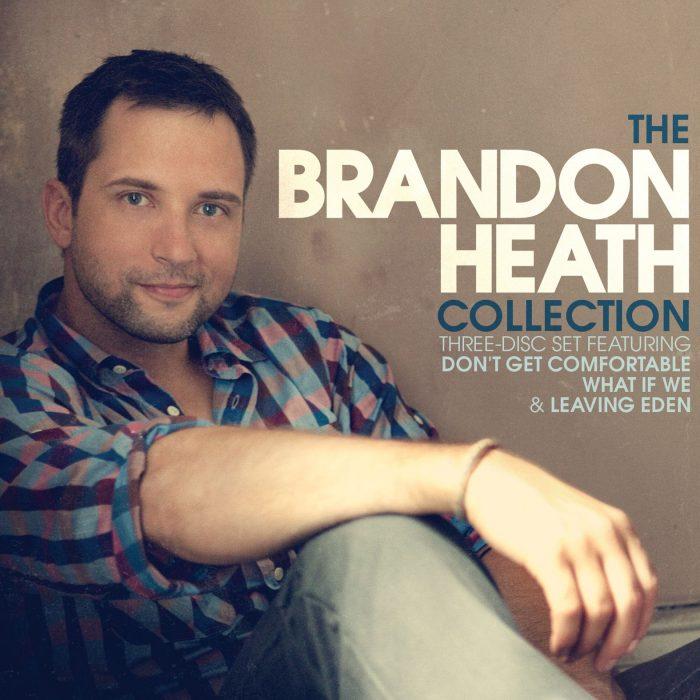 The Brandon Heath Collection album cover