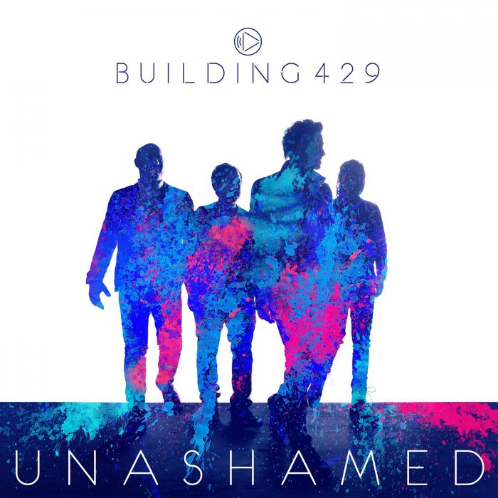 Unashamed album cover