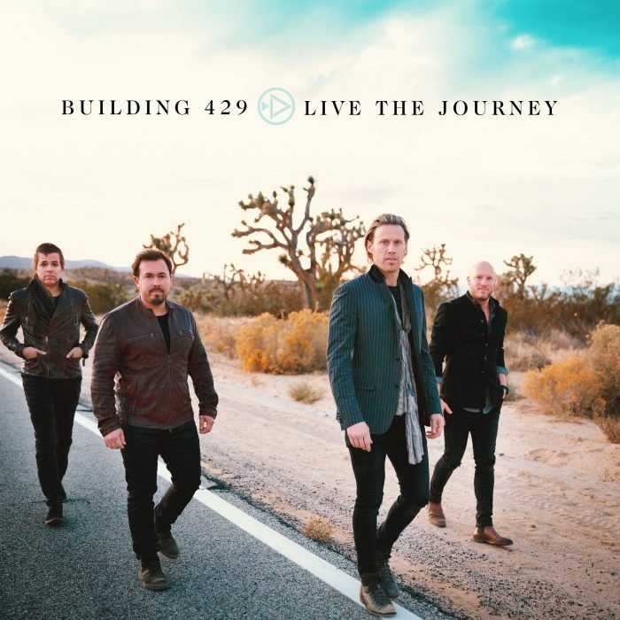 Live The Journey album cover