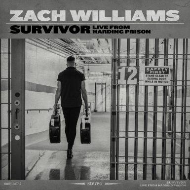 Survivor: Live From Harding Prison album cover