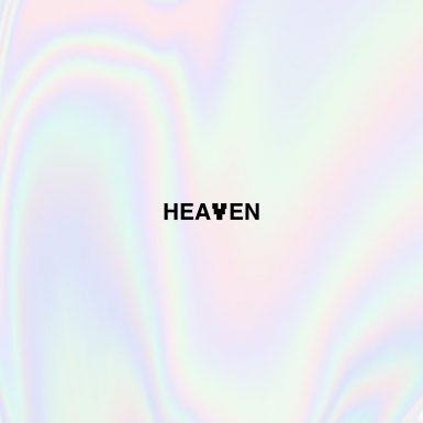 Heaven – EP album cover