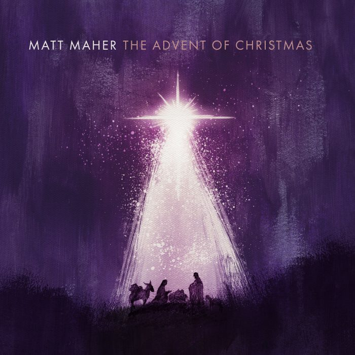 The Advent of Christmas album cover