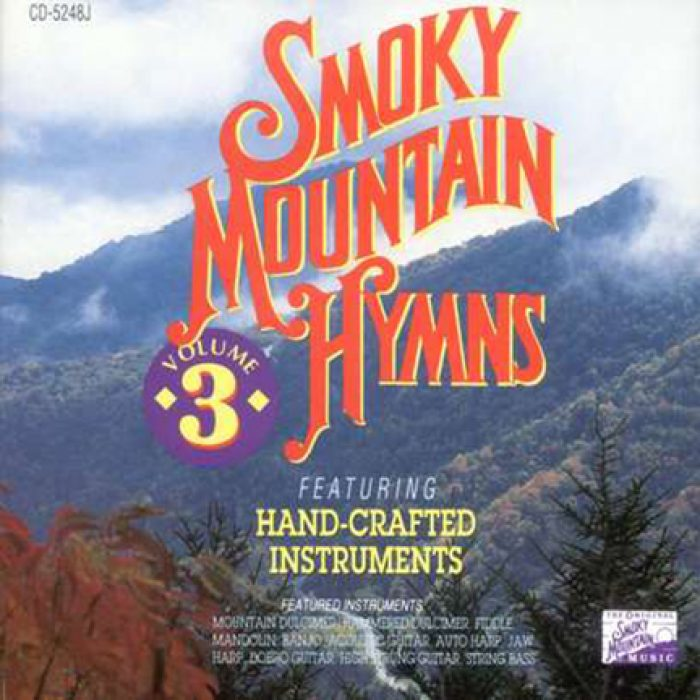 Smoky Mountain Hymns Vol 3 album cover