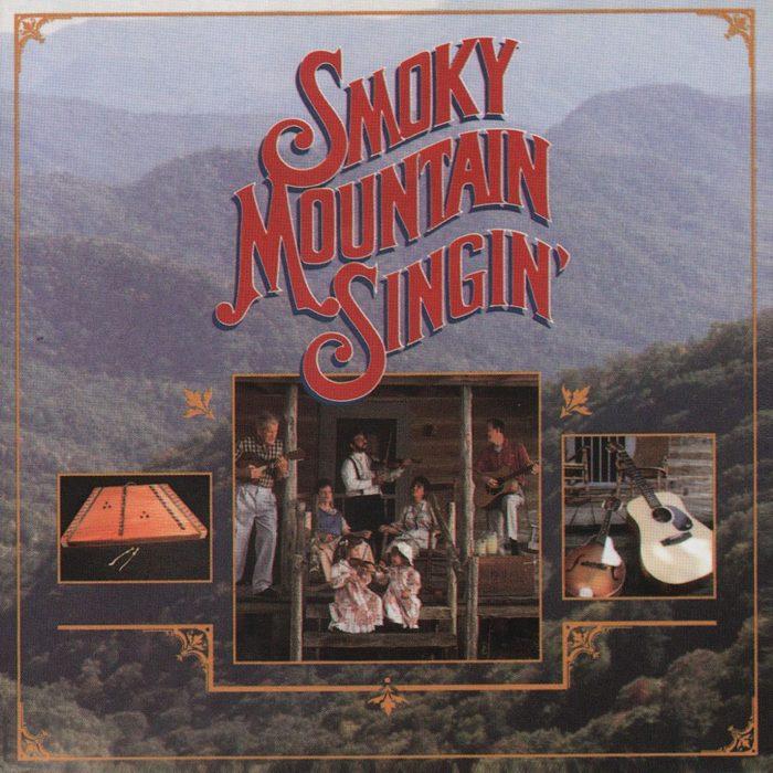 Smoky Mountain Singin' album cover