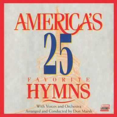 America's 25 Fav Hymns Vol 1 – Split