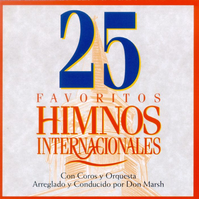 25 Himnos Favoritos Internationales album cover