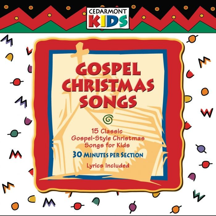 Gospel Christmas Songs album cover