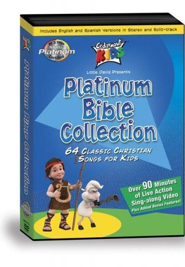 Cedarmont Platinum Bible Collection album cover