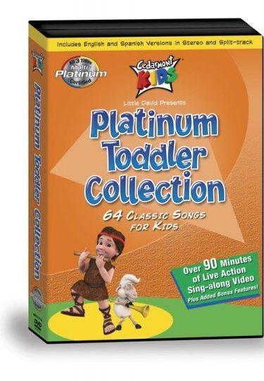 Cedarmont Platinum Toddler Collection album cover