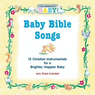 Baby Bible Songs album cover