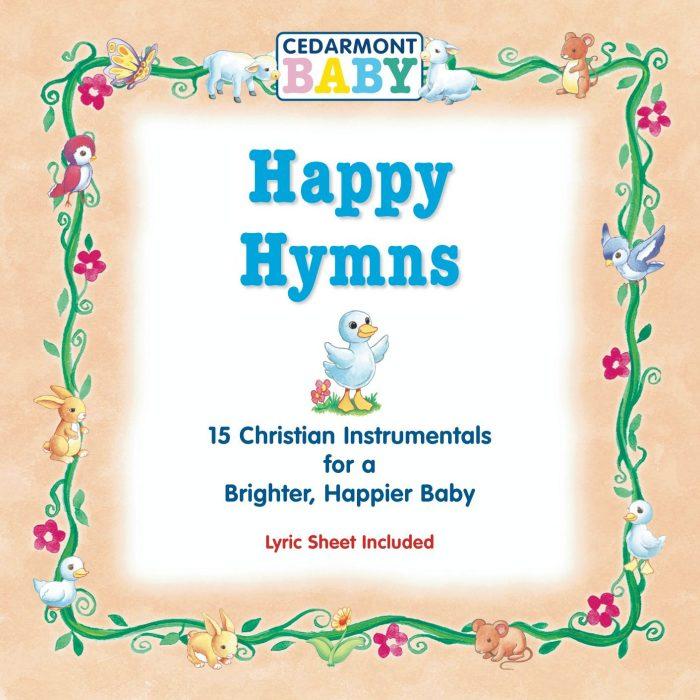 Happy Hymns album cover