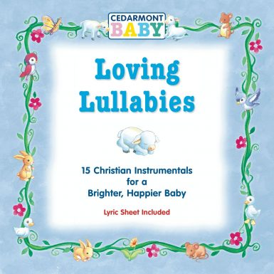 Loving Lullabies album cover