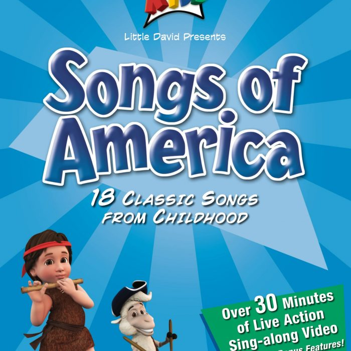 Songs Of America album cover