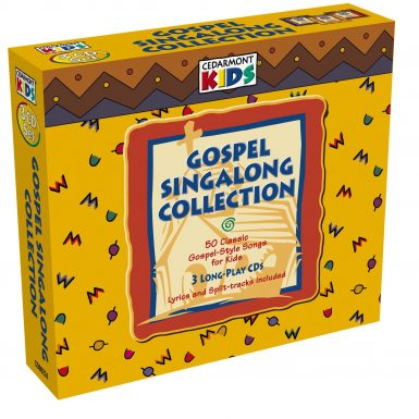 Gospel Singalong Collection album cover