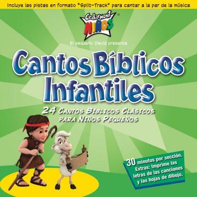 Cantos Biblicos Infantiles album cover