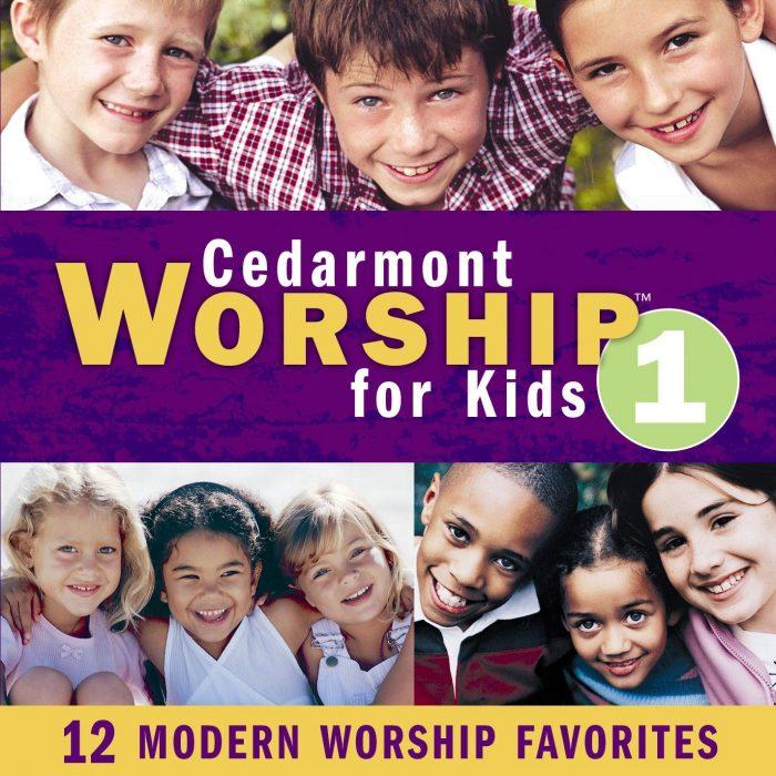 Cedarmont Worship For Kids Vol 1 album cover